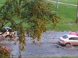 Дождь в Питере - дело привычное, а вот его результаты... =)