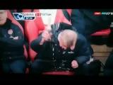 Арсен Венгер був дуже незадоволений сьогоднішньою грою Арсенала